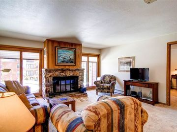 Silverthorne condo rental - Living Room