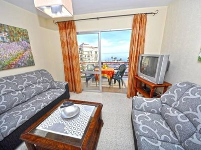 Nerja: Central apartment, sea views, near beach