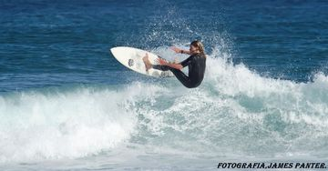 surfing in Cantabria