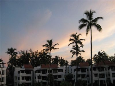 Sunrise in Punta Cana