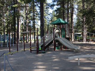 Lake Almanor house photo - Playground for the children