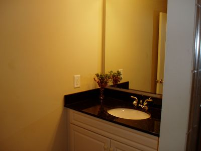 Vanity in the 3rd Bedroom.