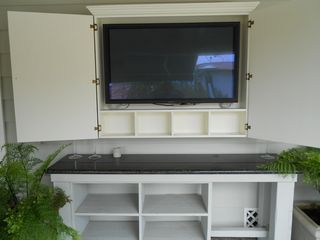 Patio Plasma TV - Laguna Beach house vacation rental photo