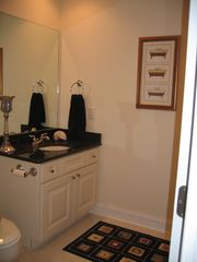 master bathoom w/ shower(not seen) - Beach Haven townhome vacation rental photo