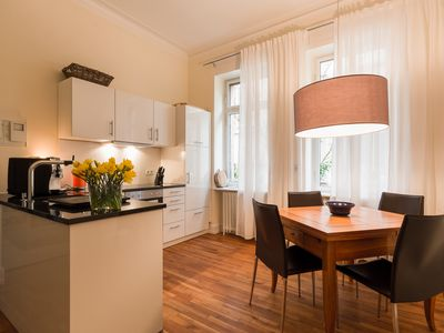 Apartment for short or long - Werder, EG left
