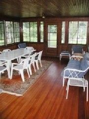 Great Barrington estate photo - Three season screen porch