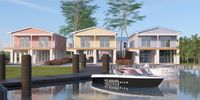 Brand New Gulf Front Home Sleeps 10 With Big Dock And Heated Pool