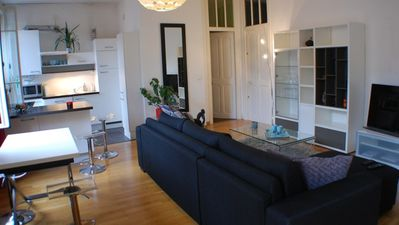 ANNECY HYPER CENTRE - SPACIOUS T2 for rent design and charm of old ***