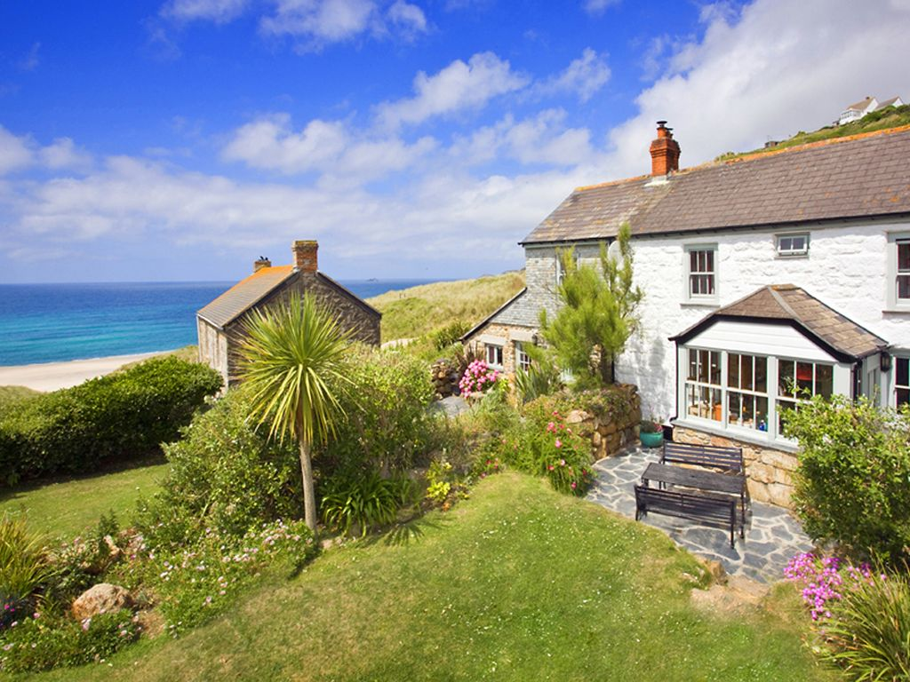 Petra : Petra, Cornish Cottage With Wow Sea Views, Garden ...