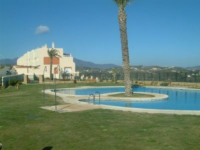 Mijas Costa apartment rental - Pool and Gardens