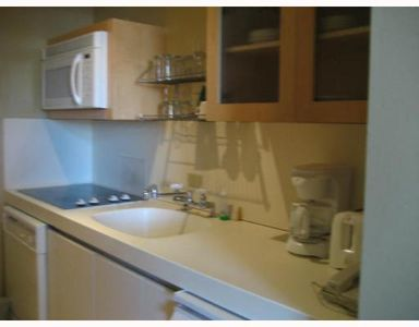 Miami apartment rental - Kitchen (actual picture from my unit)