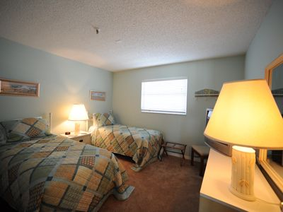 Madeira Beach condo rental - 2nd bedroom