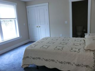 guest bedroom with closet - Alton Bay condo vacation rental photo