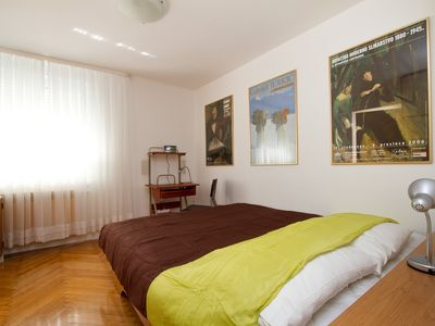 Zagreb apartment rental - Bedroom