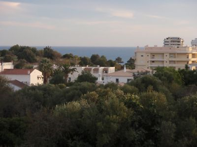 Alvor apartment with shared pool and sea view