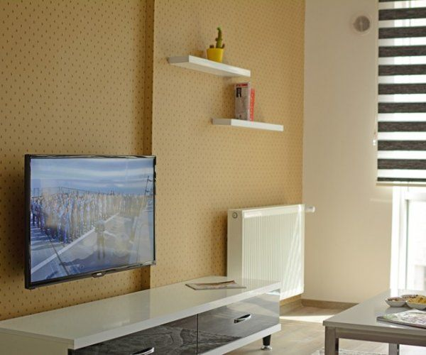 Elegant 1+1 Apartment In Kayseri