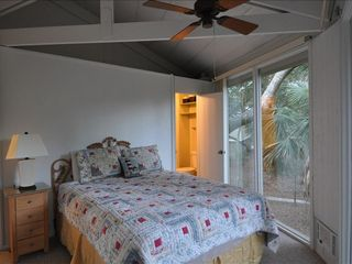 Forest Beach house photo - Master Bedroom with separate bath, TV and DVD