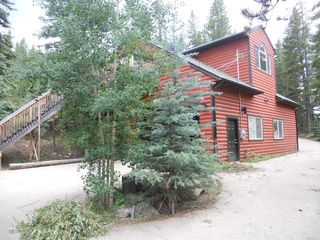 Detached garage with room for your Toys! - Nederland lodge vacation rental photo