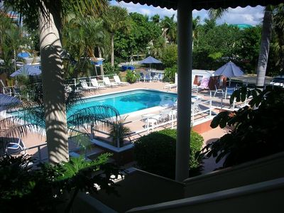 Naples condo rental - Heated Swimming Pool