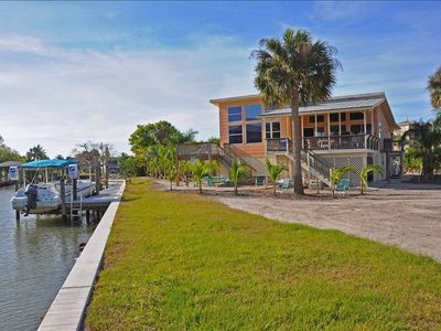 Estero Palms - Canal Front Home Accross from Beach Access