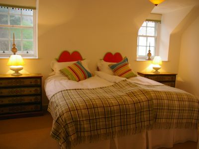 Double Bedroom 4 (Can be a Kingsize bed or two singles)
