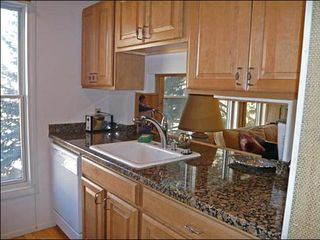 Ketchum townhome photo - Kitchen with High End Fixtures