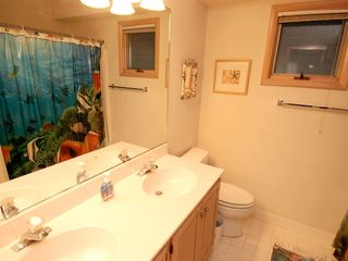 Bethany Beach house photo - separate bath for queen size bed room #1
