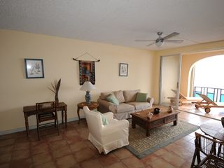 St. Croix condo photo - Comfortable Living Room