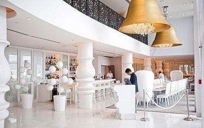 Fine dining at the 5Star Restaurant Asia the Cuba