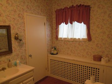 Opposite side of Master Bathroom adjoining Master Bedroom.