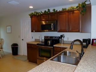 The Villages house photo - Kitchen with Convection oven and all stainless appliances