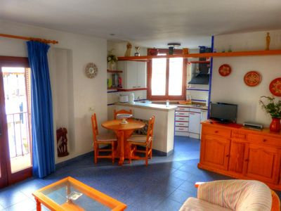 Apartment 30m from the beach. Private bicycle garage. Centrally located