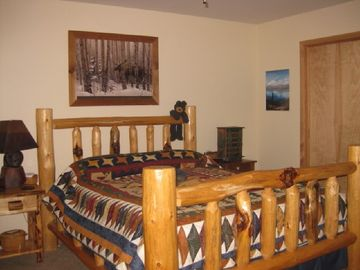 Master Bedroom King Bed