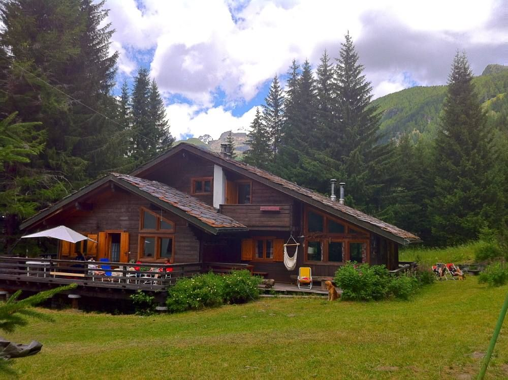 Chalet di charme in valle d'aosta - 6404796