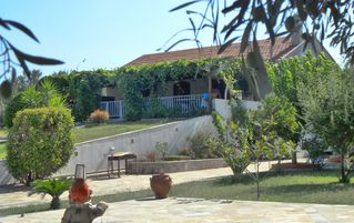 Evia cottage photo - the house