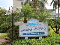 Directly Beach Front - Amazing Views- Sanibel Surfside 117