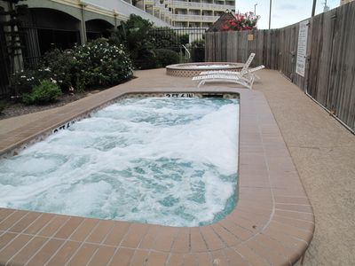 Larger Hot Tubs