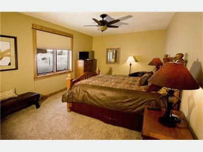 Steamboat Springs house rental - Lower bedroom suite