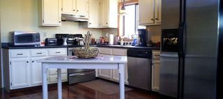 Thornhurst chalet photo - A fully equipped kitchen with stainless appliances