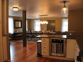 Roxbury farmhouse photo - Kitchen-Great Room