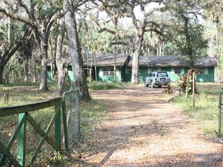 North Fort Myers house photo - .Old Florida Ranch Style home in beautiful Alva, Fl.