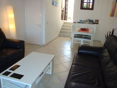 Los Gigantes villa rental - Living Room