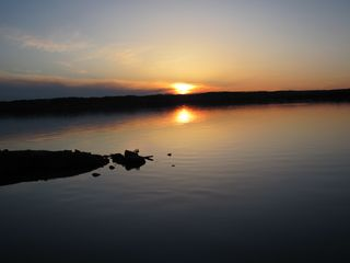 Lake Leelanau cottage photo - And oh those spectacular sunsets..