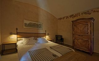 Zamora Province villa photo - The Hunting Lodge: double room with views over the vineyard.