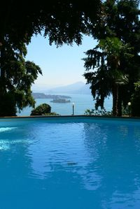 Baveno apartment rental - Beautiful swimming-pool (ca. 10m x 7m)