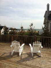 Southold house photo - Back Porch