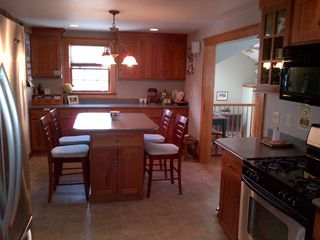 Saco house photo - Kitchen Island