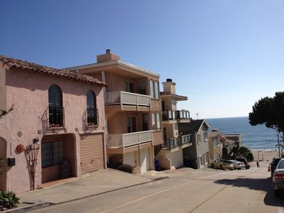 Ocean View from the front of the house on 44th Street.