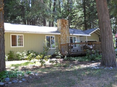 Pollock Pines house rental - Welcome to A Mountain Rose, luxury