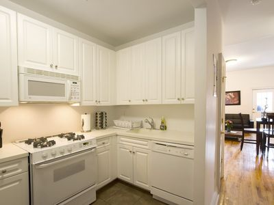 Central Park North apartment rental - 3 Bedroom, fully equipped kitchen